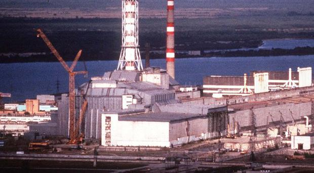 Wildfires in Russia could move into areas affected by the Chernobyl nuclear disaster