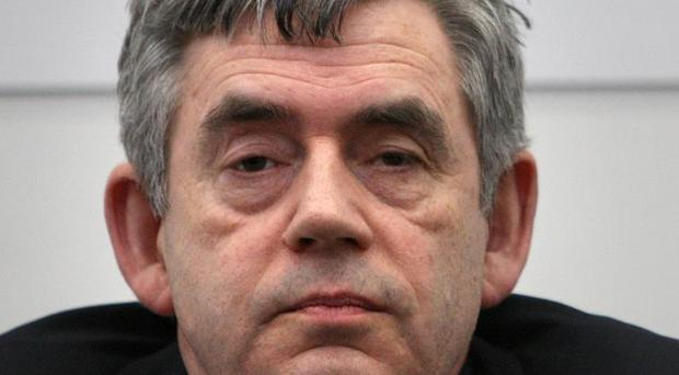 Gordon Brown urged the British public to donate to the Pakistan flood appeal