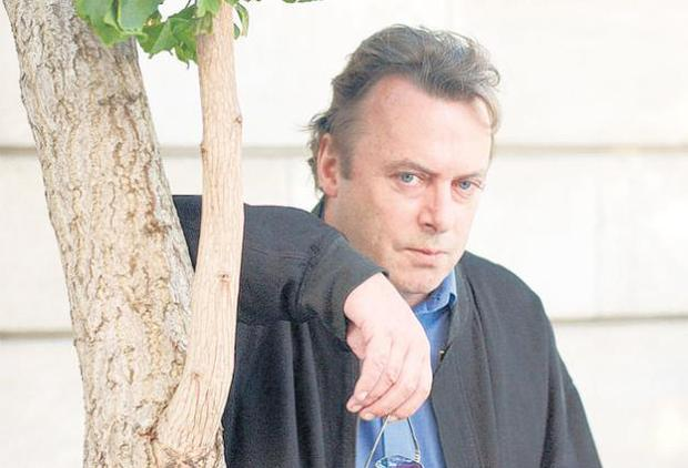 Archive photo of Christopher Hitchens