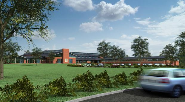 Strathearn Grammar has been allocated £17.4m for its new build project