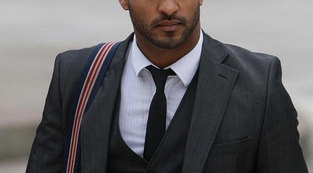 Ricky Whittle has been cleared of knocking down a photographer