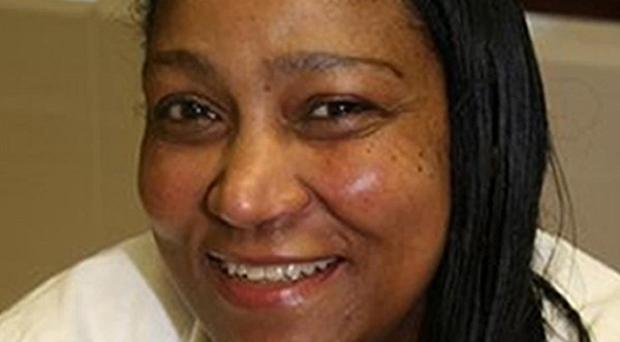 Linda Carty is on death row in a Texas jail