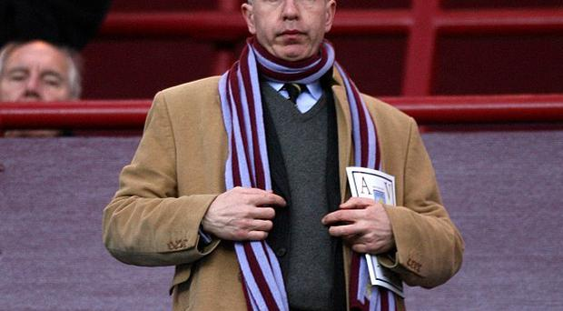 Randy Lerner has revealed the reasons behind Martin O'Neill's Aston Villa exit