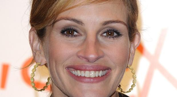 Julia Roberts says she still gets nervous about new film projects