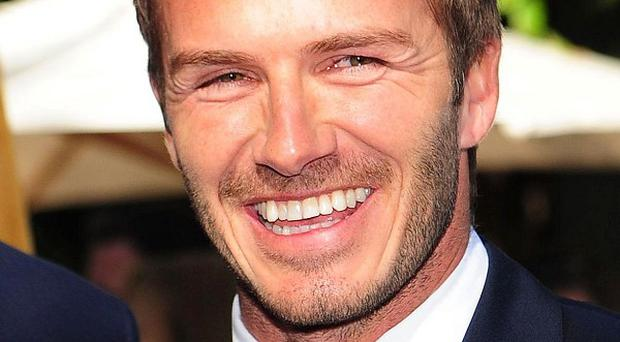 David Beckham's international career appears to be over after Fabio Capello said he was probably too old to play for England