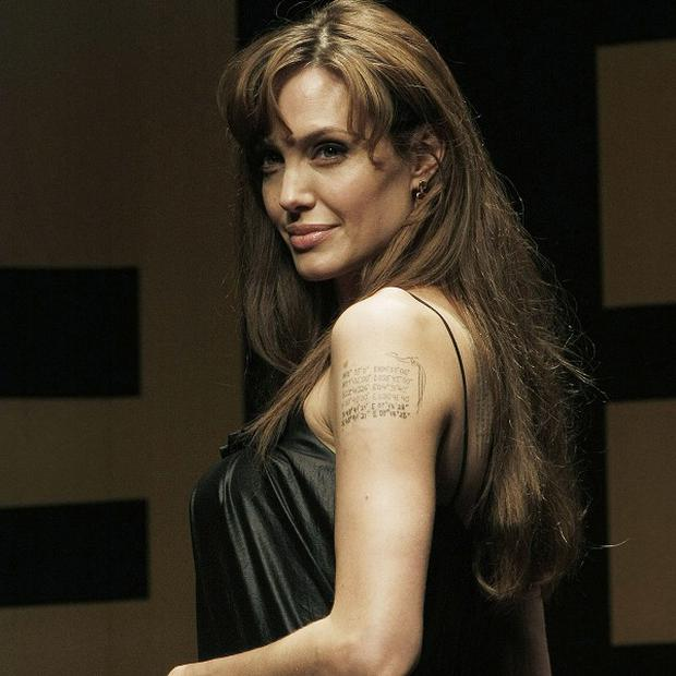 Angelina Jolie was fascinated by the sacrifices made by CIA agents