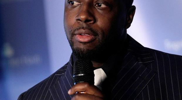 Wyclef Jean would use Creole and English if elected president of Haiti