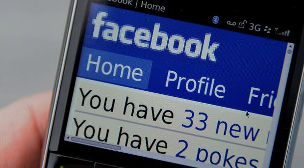 The Facebook anti-abuse button has proved successful with 200 users reporting suspicious behaviour online