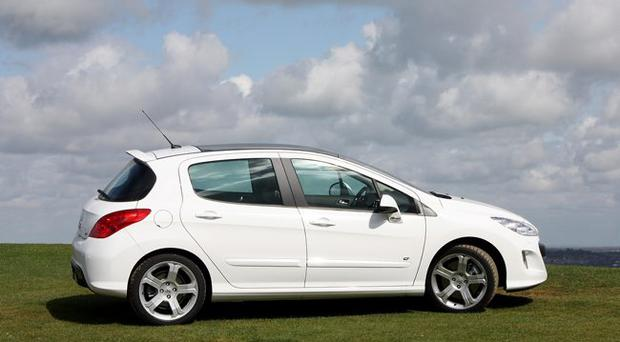 Review: Peugeot 308 GT THP 200 - BelfastTelegraph.co.uk