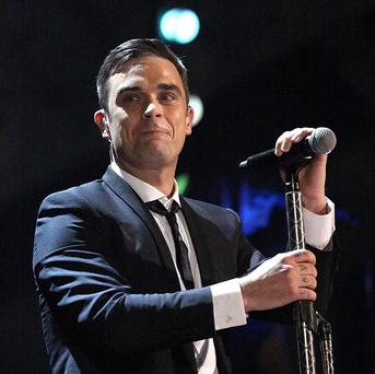 Robbie Williams has said he is 'the happiest man alive' after getting married