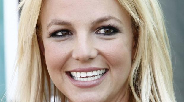 Britney Spears looks set to appear in Glee