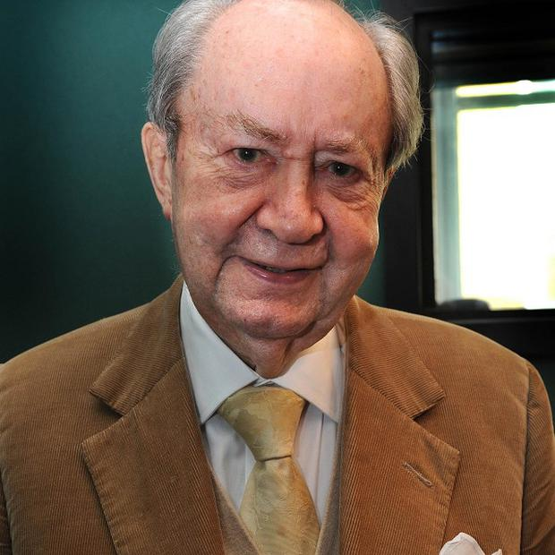 Peter Sallis will provide the final line of Last Of The Summer Wine