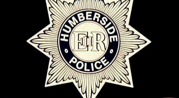 Humberside Police are investigating a foot washed up on a beach
