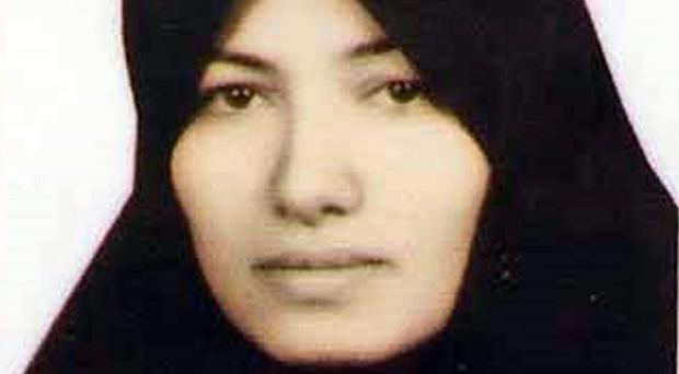 Sakineh Mohammadi Ashtiani is facing the punishment of stoning to death in Iran, on charges of adultery (AP)