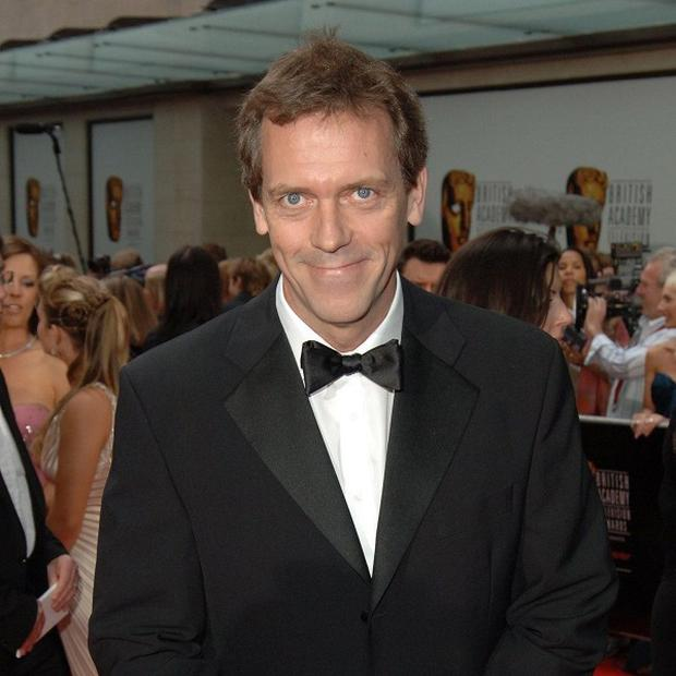 Hugh Laurie earns 400,000 US dollars for each episode of House