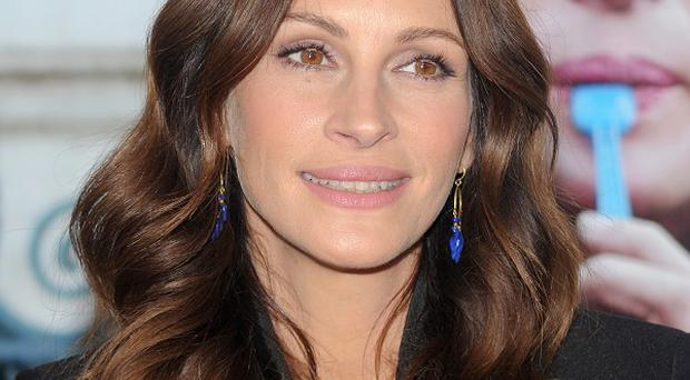 Julia Roberts filmed several scenes with the fortune-teller