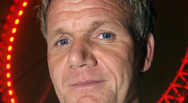 Gordon Ramsay is selling his stake in TV production company One Potato Two Potato