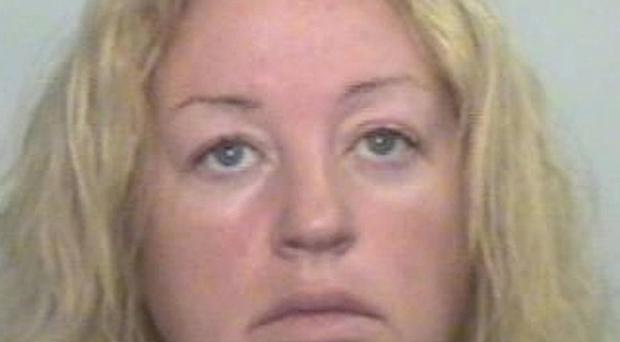 Helen Caudwell was found guilty of smothering her daughter Bethany