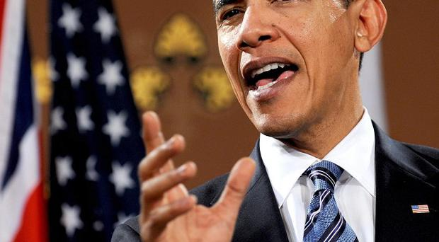 Barack Obama wants to cut the US nuclear stockpile by up to 40% by 2021