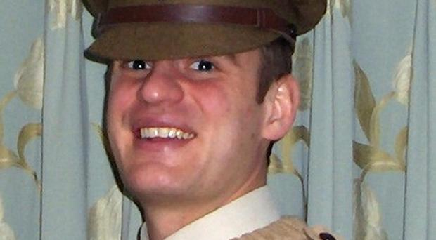 Lieutenant John Sanderson, of 1st Battalion The Mercian Regiment, died in Afghanistan