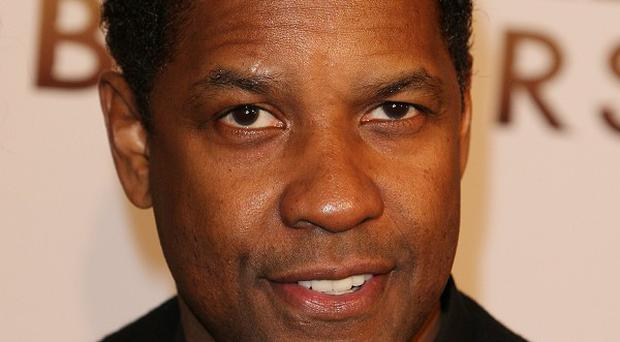 Denzel Washington claims not to know if Ryan Reynolds is on board