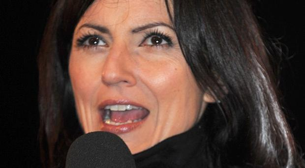 Davina McCall will reveal who has got the chop