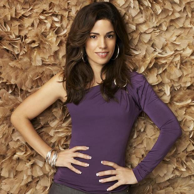 Ana Ortiz is hoping to make an Ugly Betty film