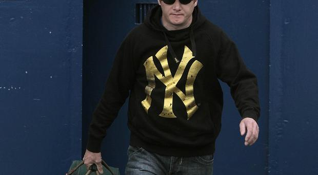 Convicted rapist Larry Murphy walks free from Arbour Hill prison