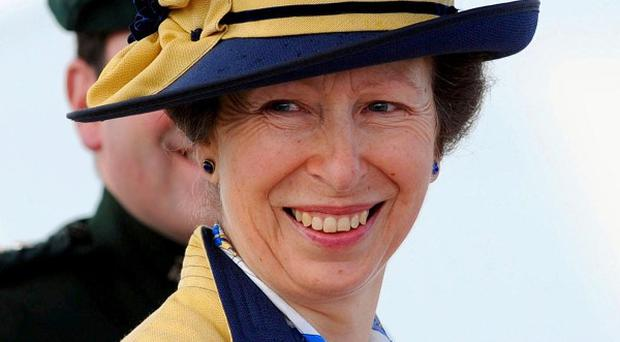 The Princess Royal is turning 60