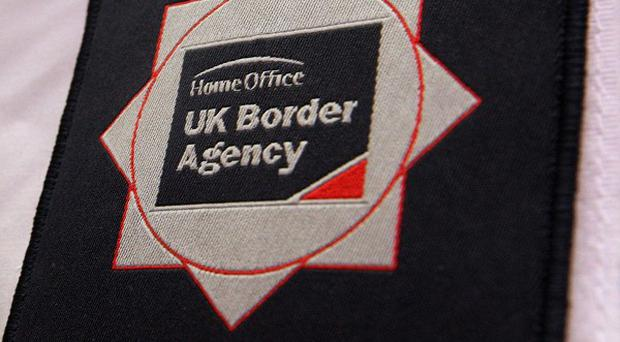 The UK Border Agency said it was important to establish migrants' true ages