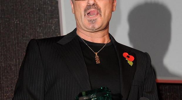 George Michael has been charged with cannabis possession