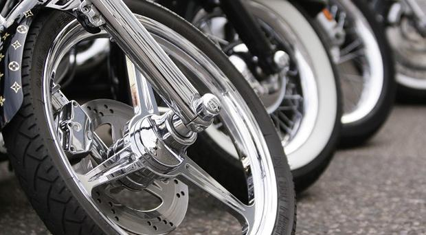 Police were ordered not to chase after motorbike thieves because of safety fears