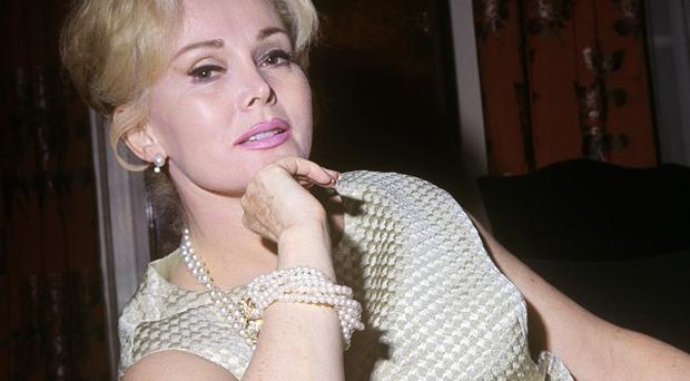 Actress Zsa Zsa Gabor has received the last rites