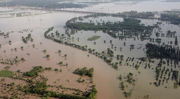 Authorities have warned of more flooding this week in Pakistan (AP/UN)
