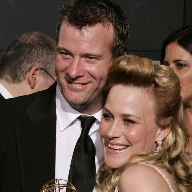 Court records show Patricia Arquette has filed for divorce from fellow actor Thomas Jane.