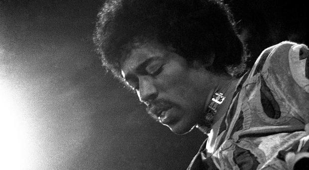 A Jimi Hendrix exhibition is opening in London