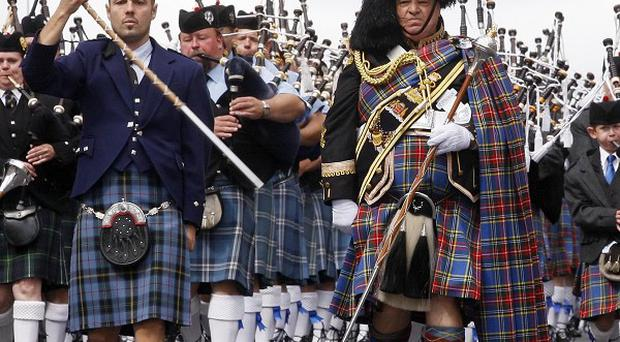 Northern Irish pipe bands outperformed every other nation at the World Pipe Band Championships in Glasgow