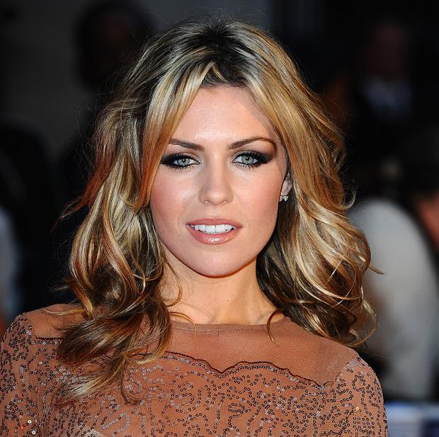 Abbey Clancy missed her This Morning fashion slot