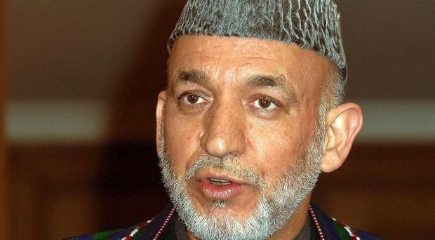 Hamid Karzai has told thousands of private security contractors to leave Afghanistan