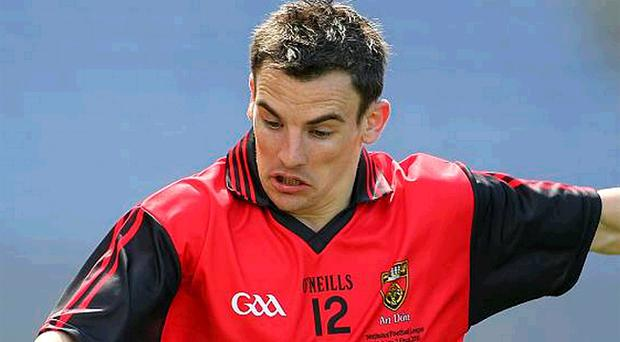 Daniel Hughes says Down's players have learned a lot from the bad times