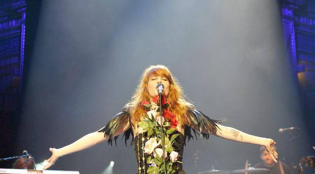 Florence Welch's rise has been unstoppable