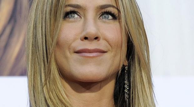 Jennifer Aniston reckons the original title for her latest film was better