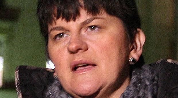 Tourism Minister Arlene Foster has congratulated Londonderry after it was awarded a round-the-world yacht race