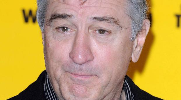 Robert De Niro has been cast in an Italian romance