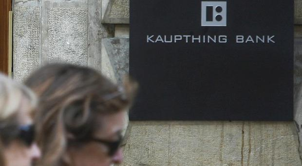 Sigurdur Einarsson chaired Kaupthing when the bank imploded