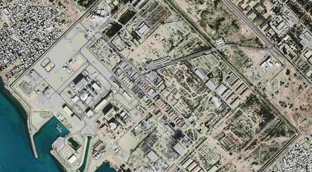 The CIA's new centre comes into effect just as Iran's Bushehr power plant is stocked with fuel rods