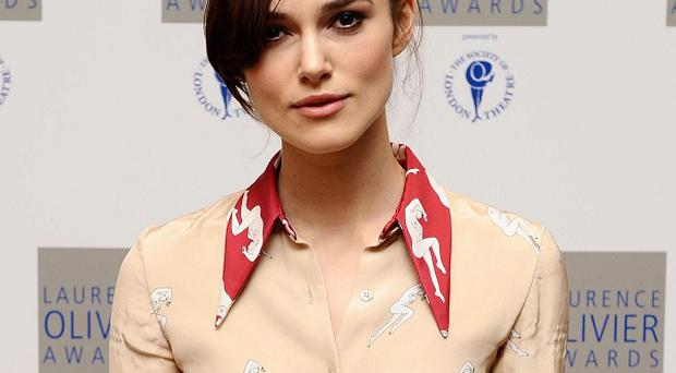 Keira Knightley's drama will close the Toronto Film Festival