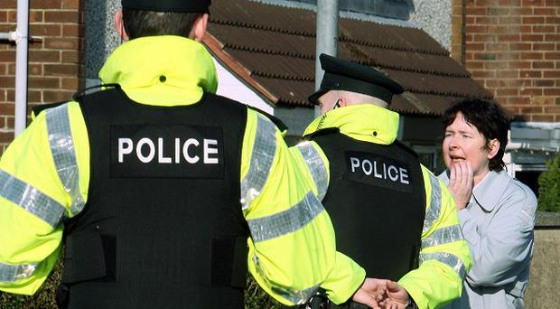A man has been arrested in Londonderry as part of a terrorism probe