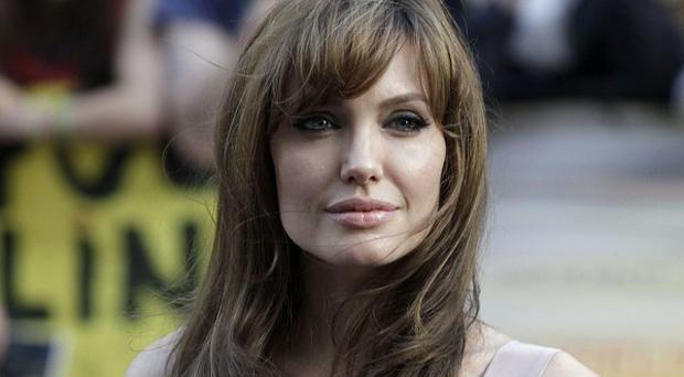 Angelina Jolie has made a donation to the flood relief effort
