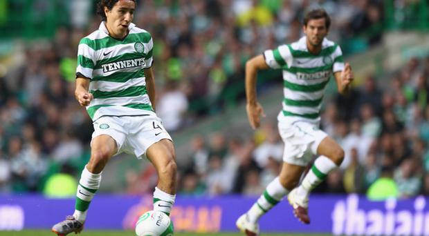 Celtic 2 Utrecht 0, Parkhead, 19 August 2010